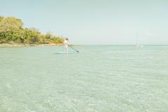 Paddle Islas Perlas, Panamá