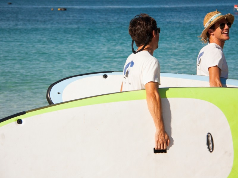 Stand'Up Paddle Surf