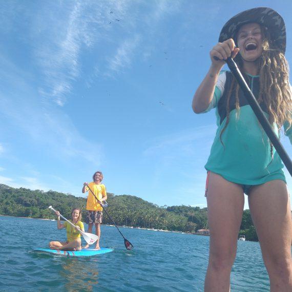 paddle surf panama