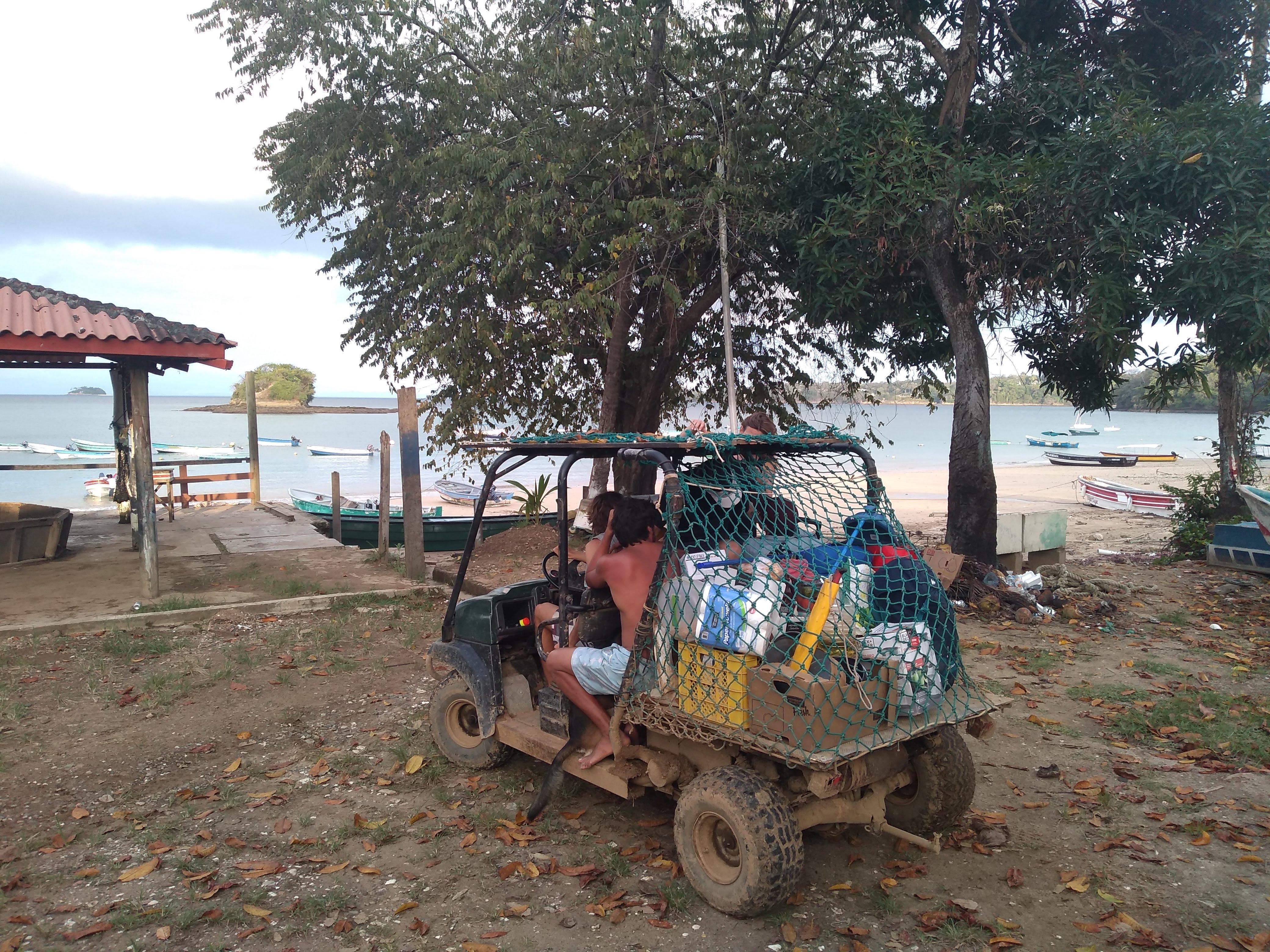 Land transportation